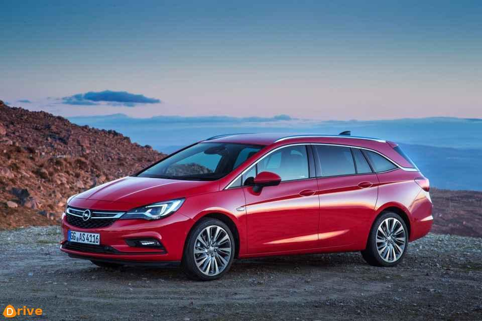 2018 Opel Astra Sports Tourer
