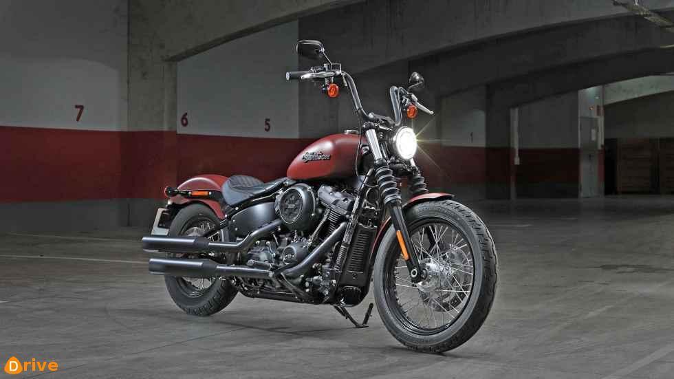 2018 Harley Davidson Street Bob