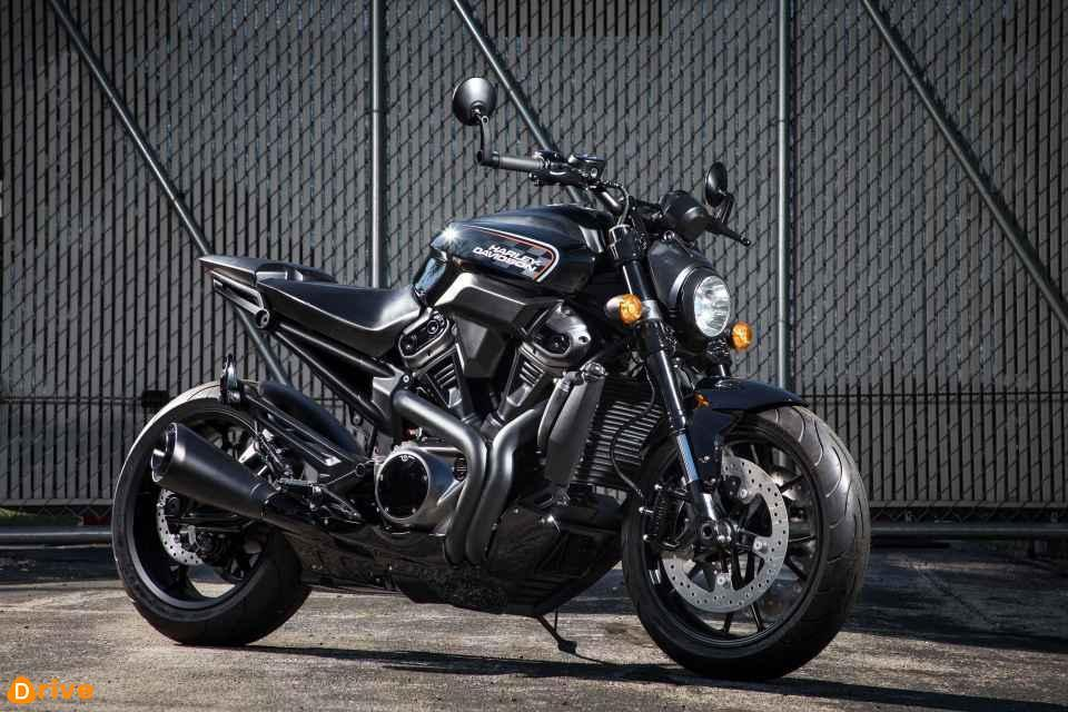 2019 harley davidson street fighter