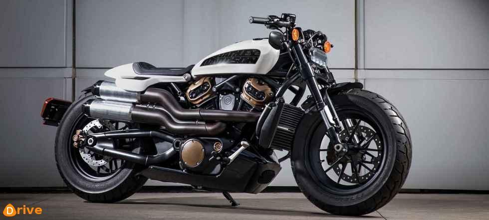 2020 Harley Davidson Sportster 1250cc
