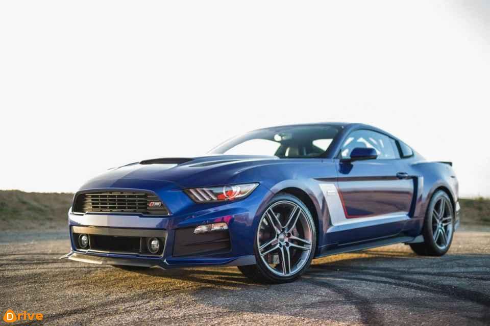 2018 Roush RS3 Mustang