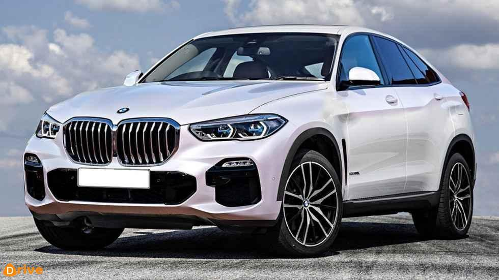 2019 BMW X6 M G06