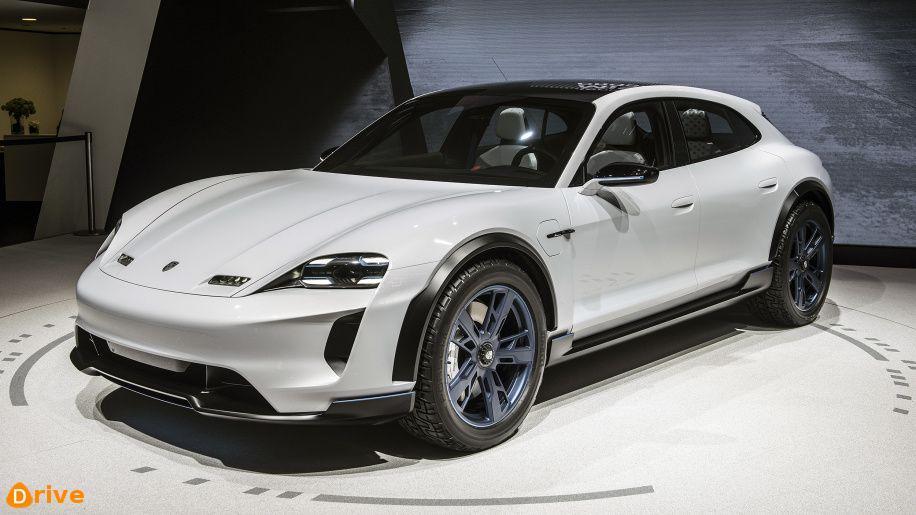 2020 Porsche Taycan Cross Turismo