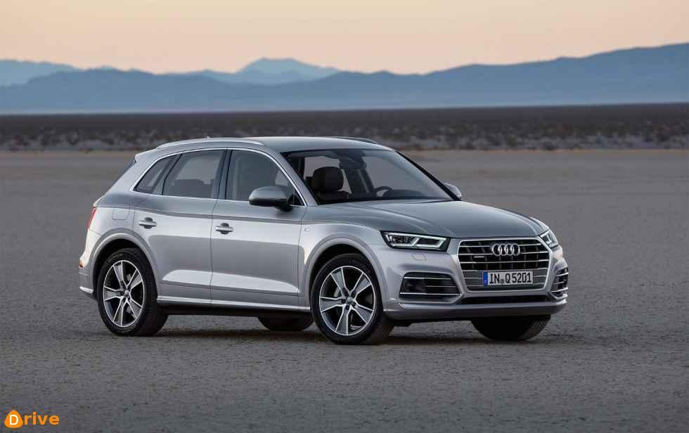 2018 Audi Q5 Security