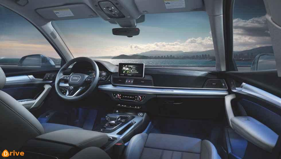 2018 Audi Q5 Security interior