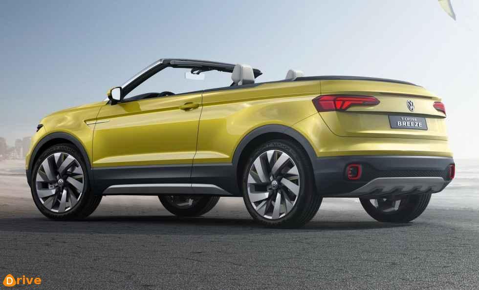 2020 Volkswagen T Roc Cabrio