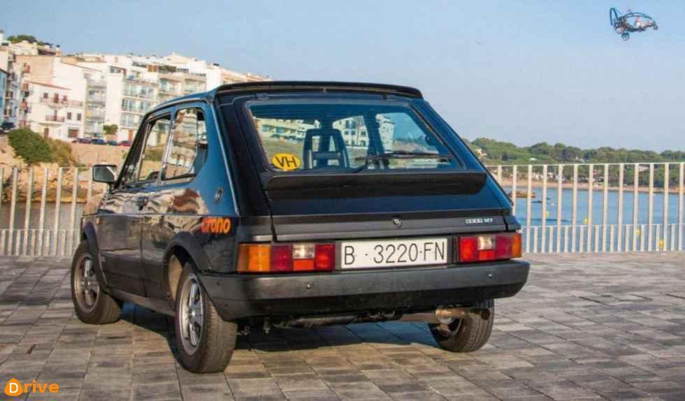 1983 Seat Fura Crono