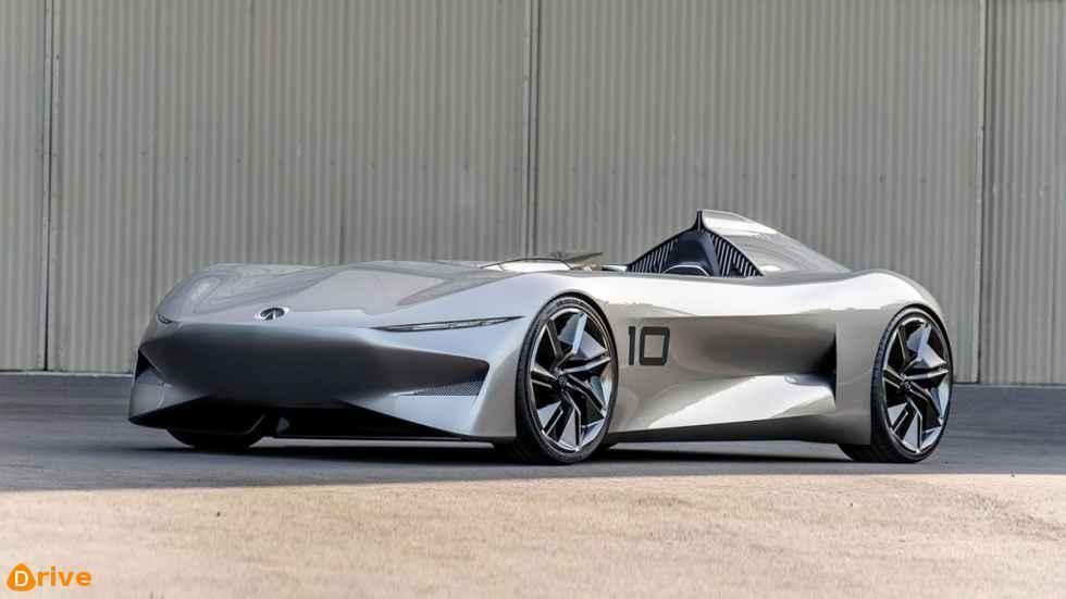 2018 Infiniti Prototype 10 Concept