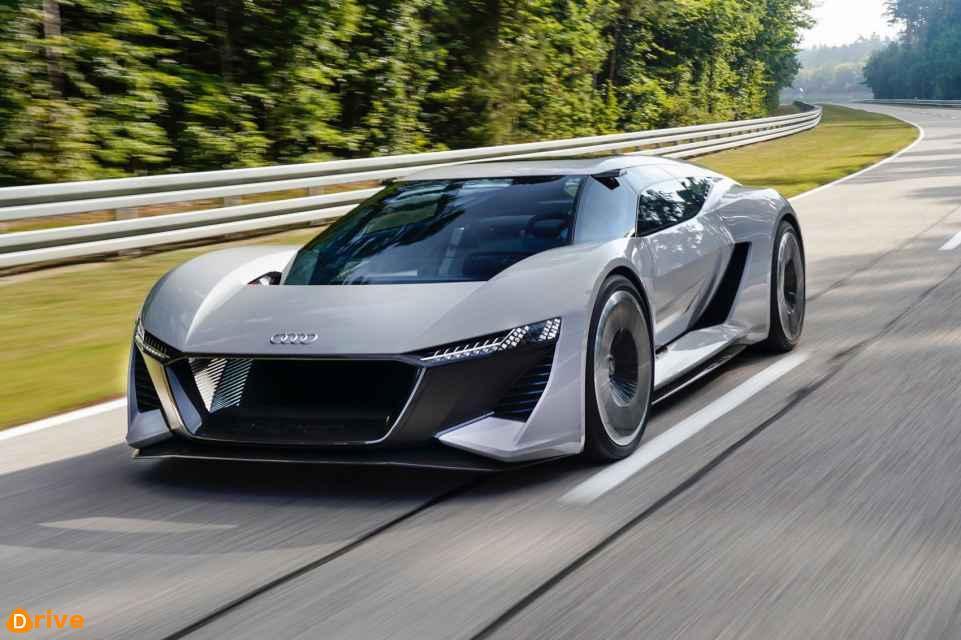 2019 Audi PB18 e-tron