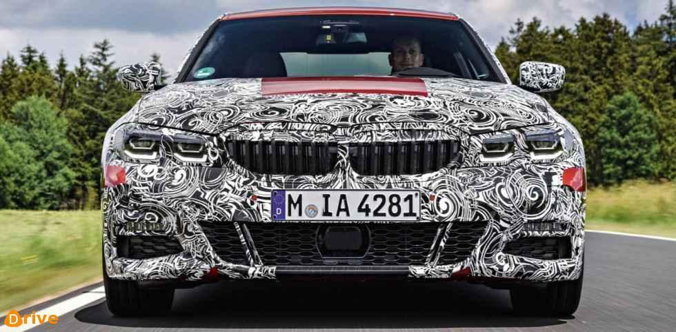 2019 BMW Serie 3