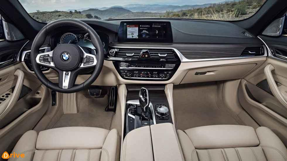 2019 BMW Serie 3 interior