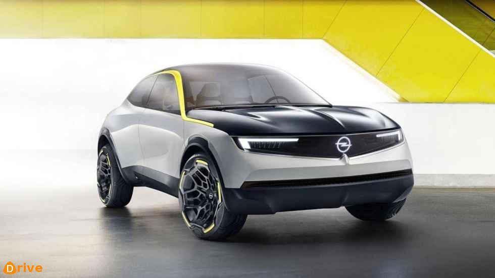 2019 Opel GT X Experimental