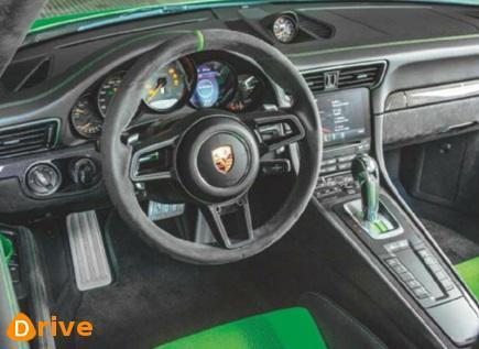 PORSCHE 911 GT3 RSSalon