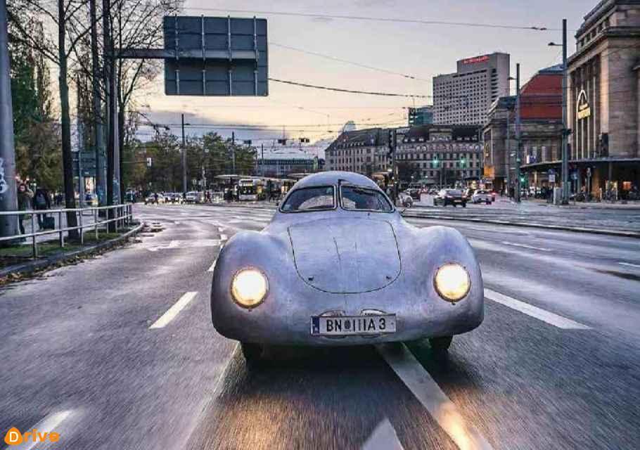 1939 Porsche Typ 64