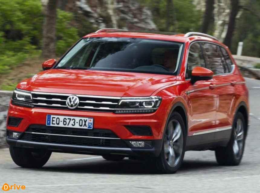 2018 VW Tiguan Allspace
