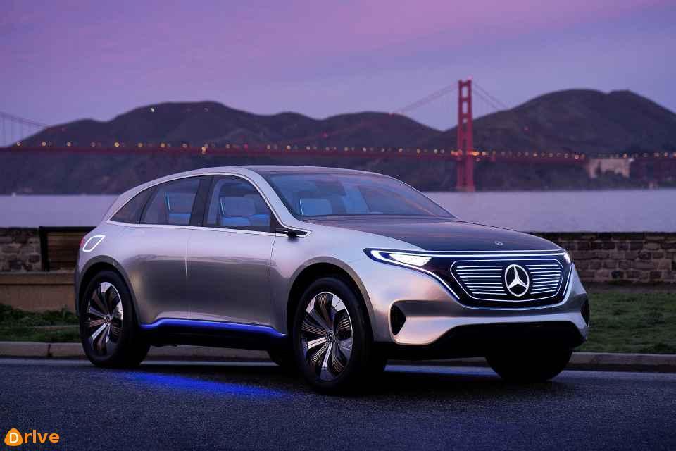 2019 Mercedes Benz EQC