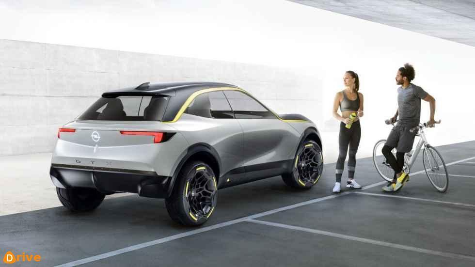 2020 Opel GT X Experimental
