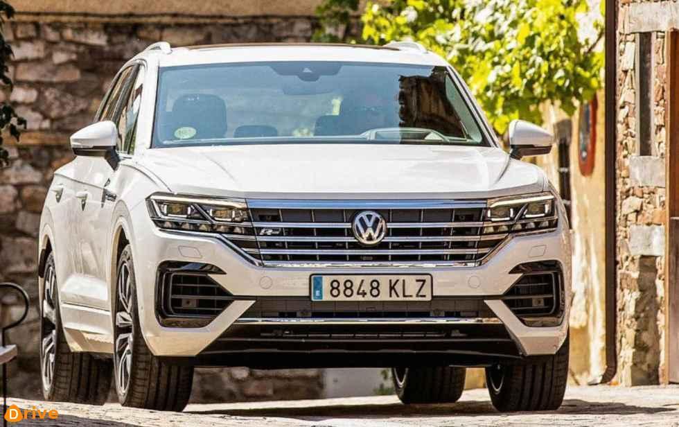 2018 VW Touareg 3.0 V6 TDI