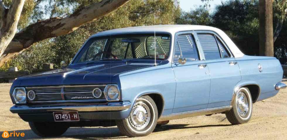 1966 Holden Premier