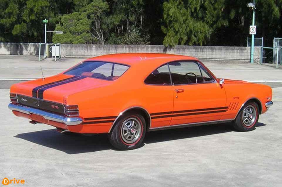1971 holden monaro 350 gts