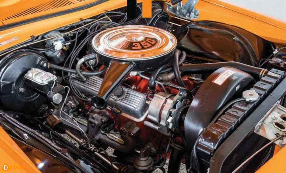1971 holden monaro 350 gts engine