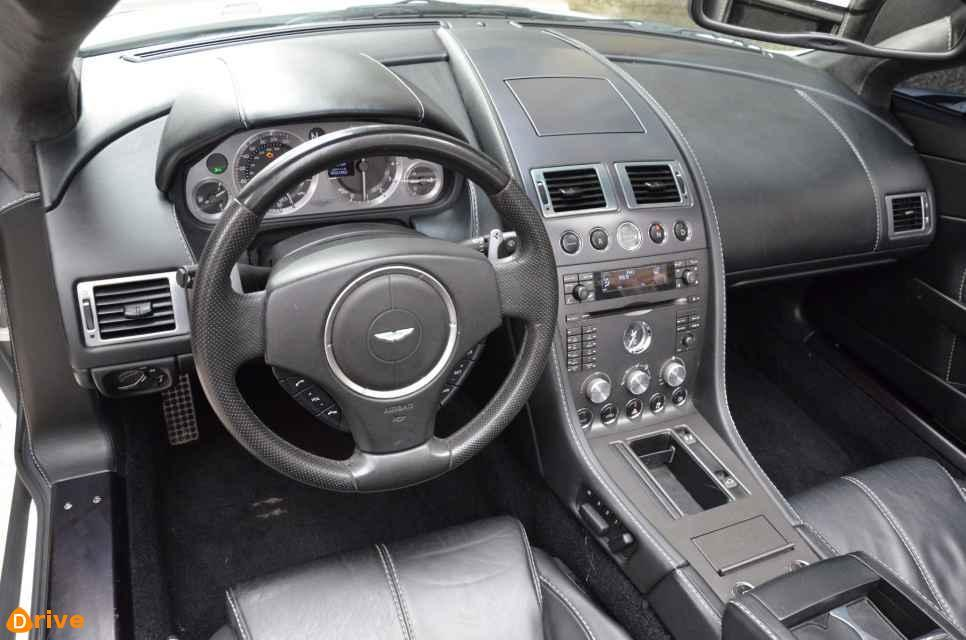 2008 Aston Martin V8 Vantage Facelift Drive