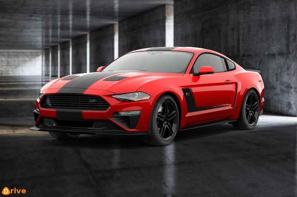 2018 Roush Ford Mustang