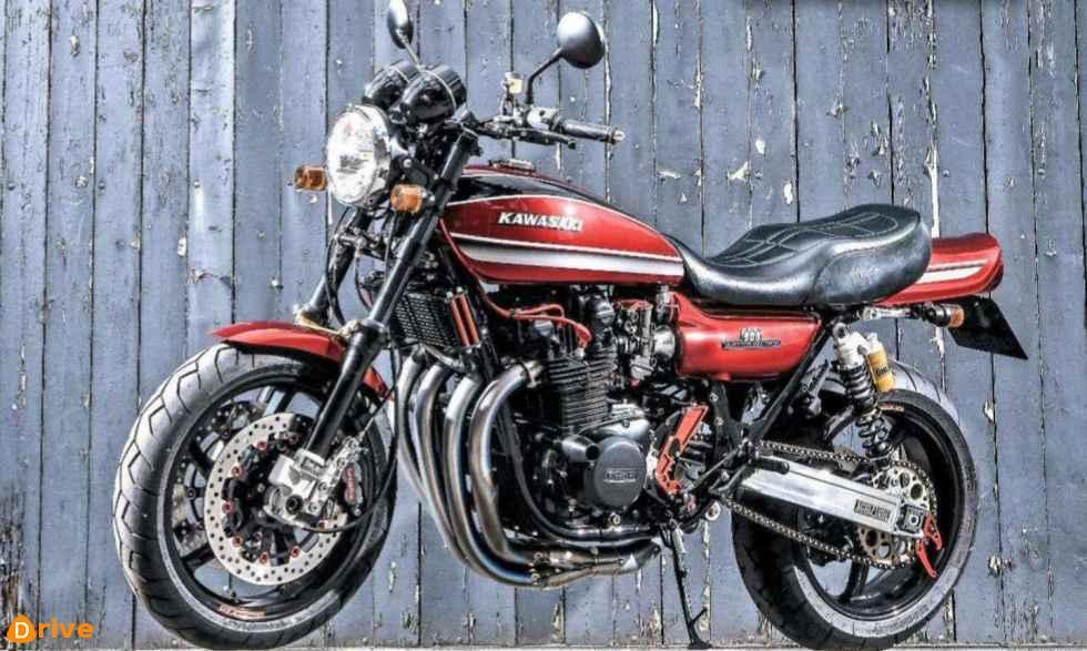 1973 Kawasaki Z1 A