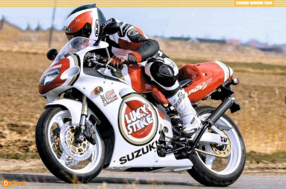 1996 suzuki rgv 250 vj23