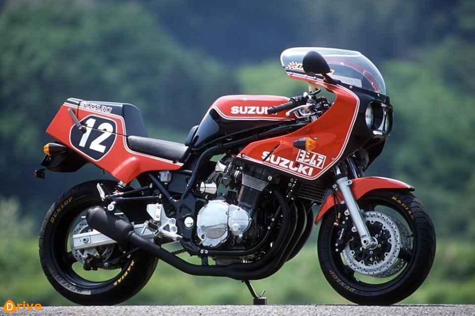 2003 Suzuki GS1200SS