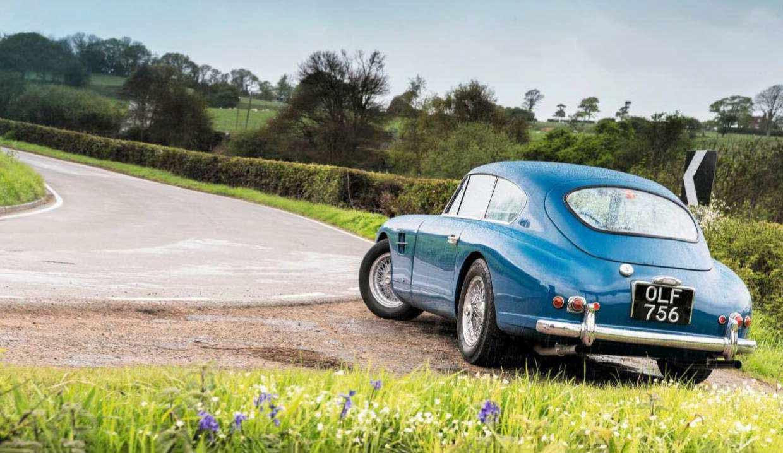 1953 Aston Martin DB2/4 MkI - road test