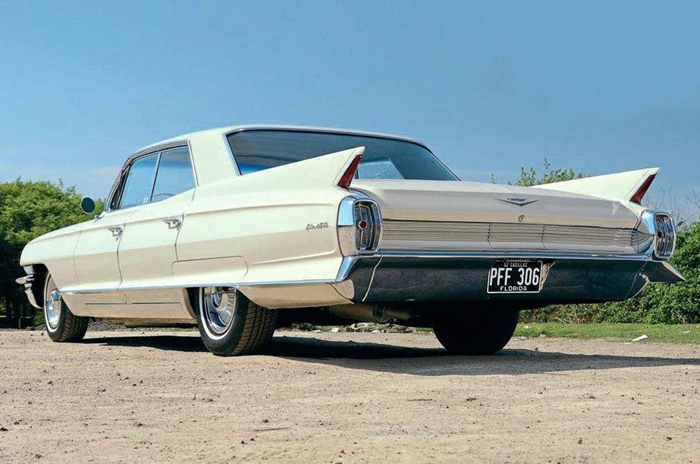 1962 Cadillac Sedan de Ville