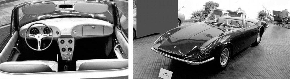 1965 Shelby Cobra Ghia-Spider