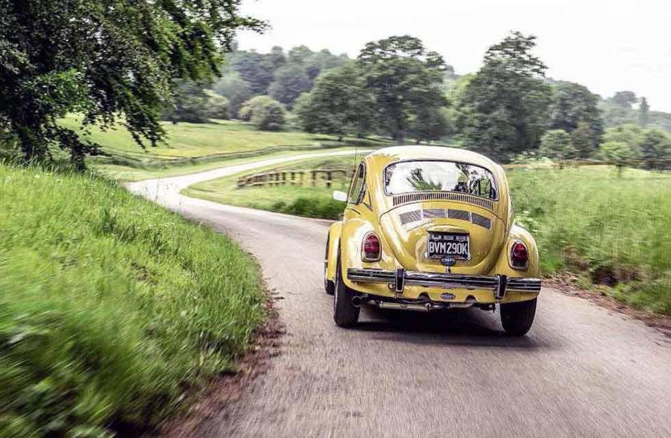 1972 Volkswagen Beetle  EMPI GTV