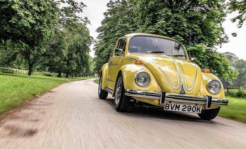 1972 Volkswagen EMPI GTV Beetle
