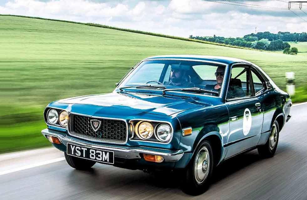 1973 Mazda RX-3 Coupé - road test