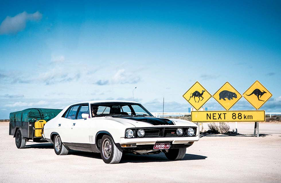 1974 Ford Falcon XB GT saloon - driven