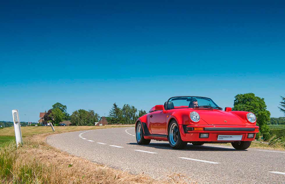 1988 Porsche 911 3.2 Speedster
