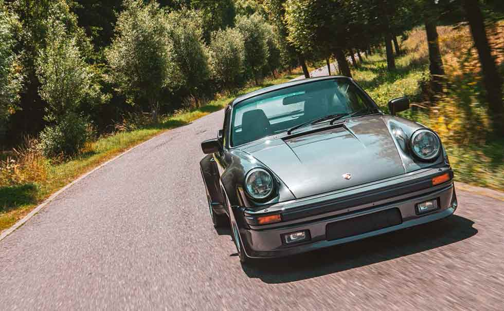 Rich Pearce 930 S US-SPEC The rare Turbo you've never heard of