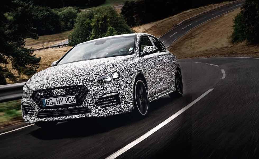 2020 Hyundai i30 N Fastback road test