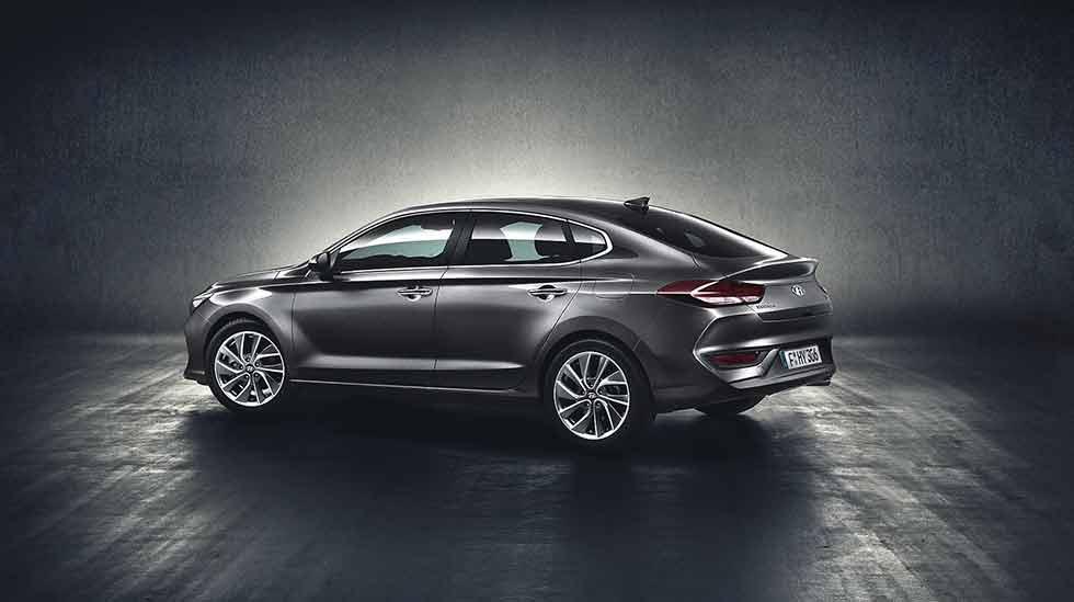 2020 Hyundai i30 N Fastback