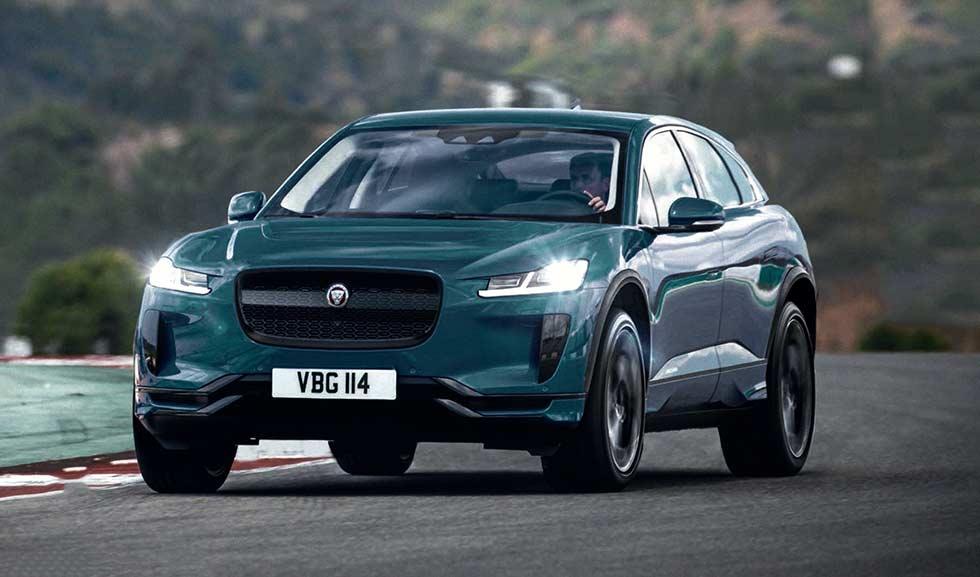 2020 Jaguar EV