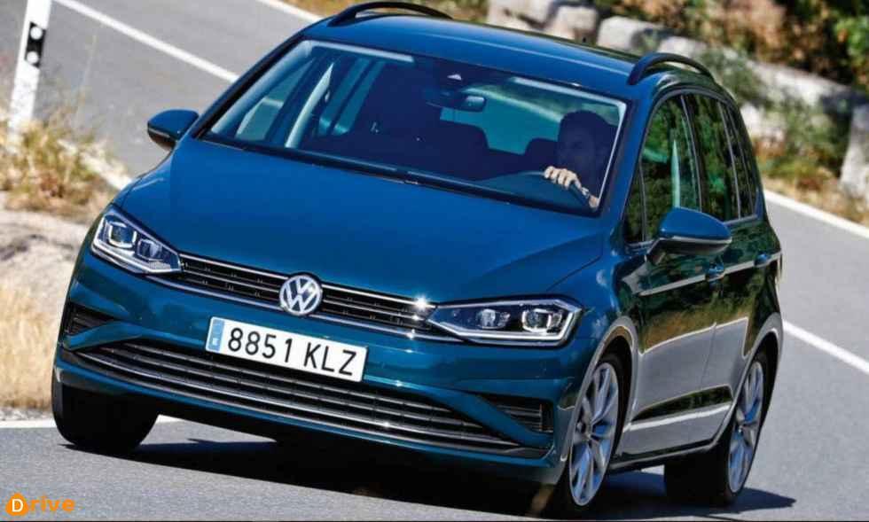 2018 Volkswagen Golf Sportsvan