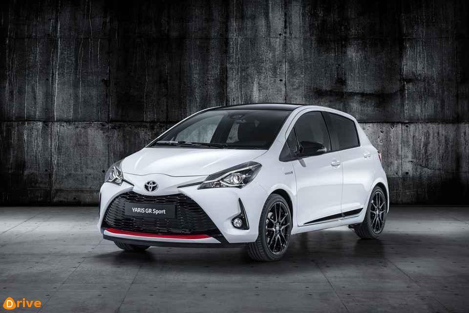 2019 Toyota Yaris GR Sport