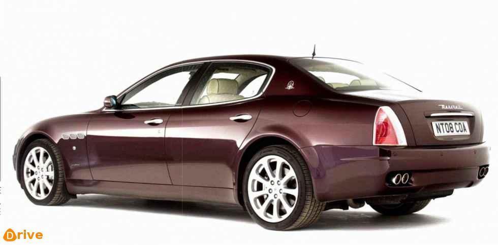 2012 Maserati Quattroporte Sport GT