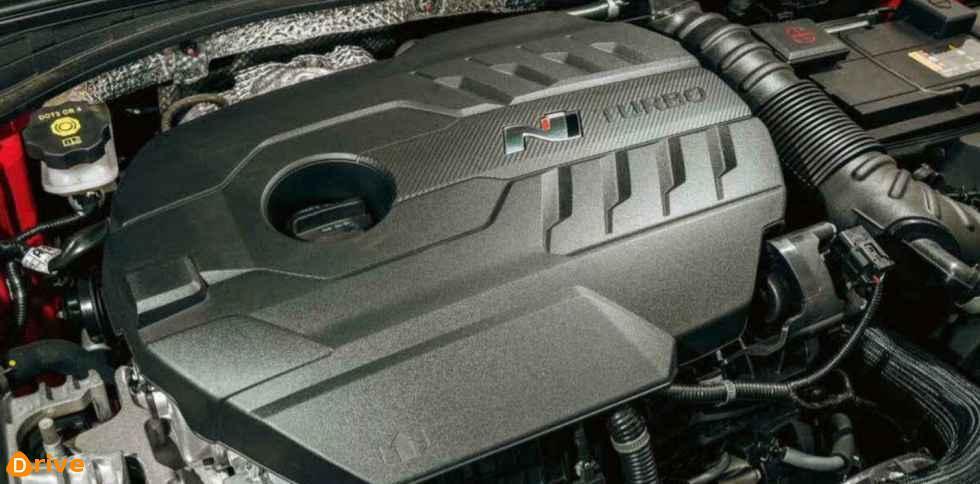 2019 hyundai i30 n engine