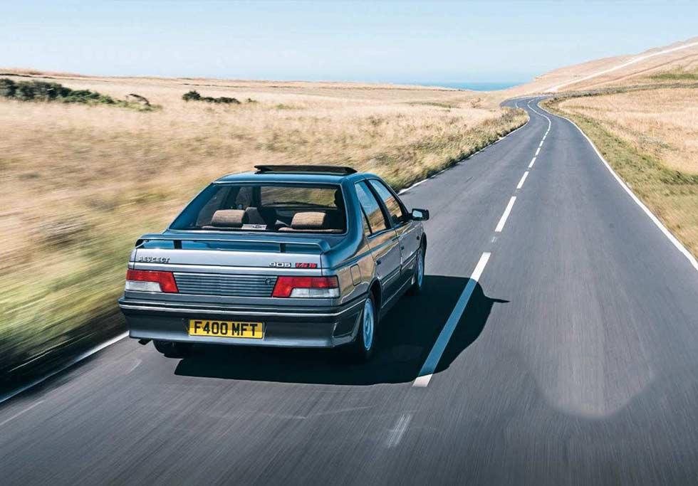 1987 Peugeot 405Mi 16 - road test
