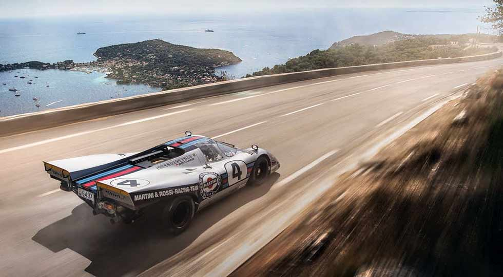 King of the road Porsche 917