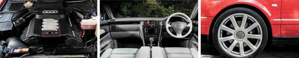 Audi S8 D2 Typ 4D
