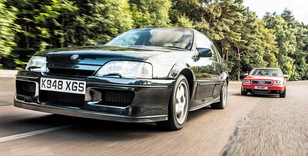 Vauxhall Lotus Carlton driven